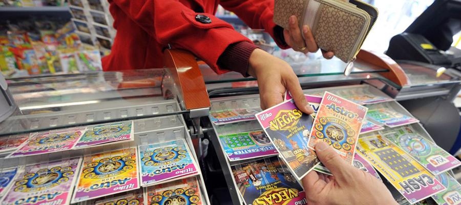 Euromillion, loto, jeux grattage,