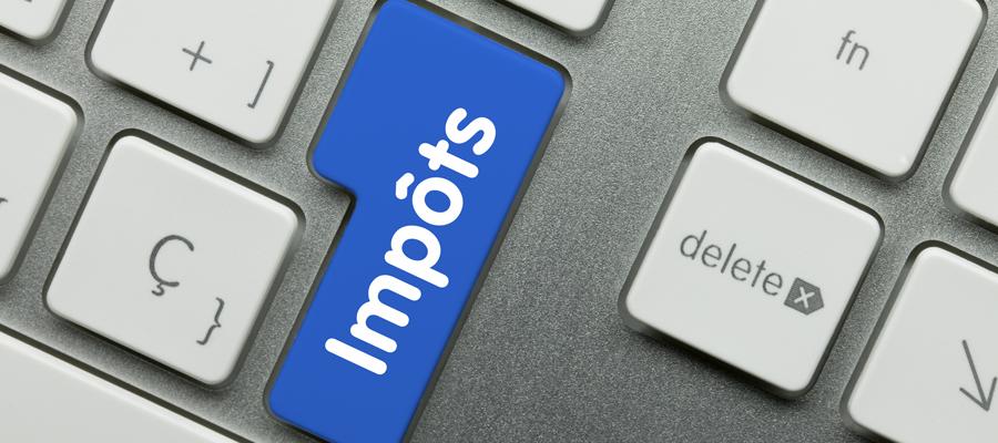 impôt direct et indirect
