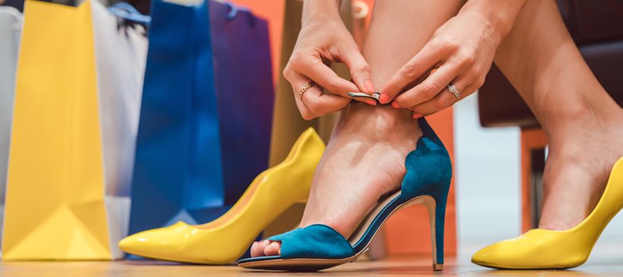 chaussures en grandes largeurs pour femme