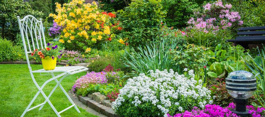 Décoration extérieure jardin