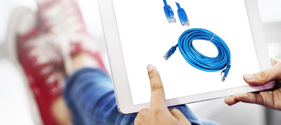 câble rj45 en ligne