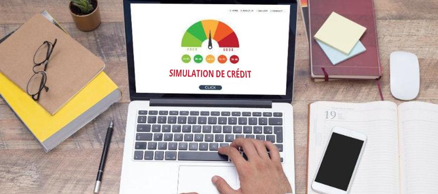 Simulation de credit