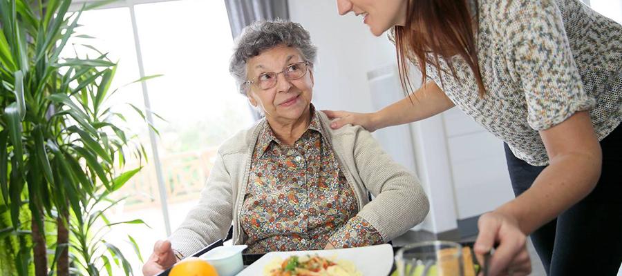 Assistance aux personnes agees