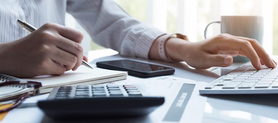 Journal comptable opérations financières