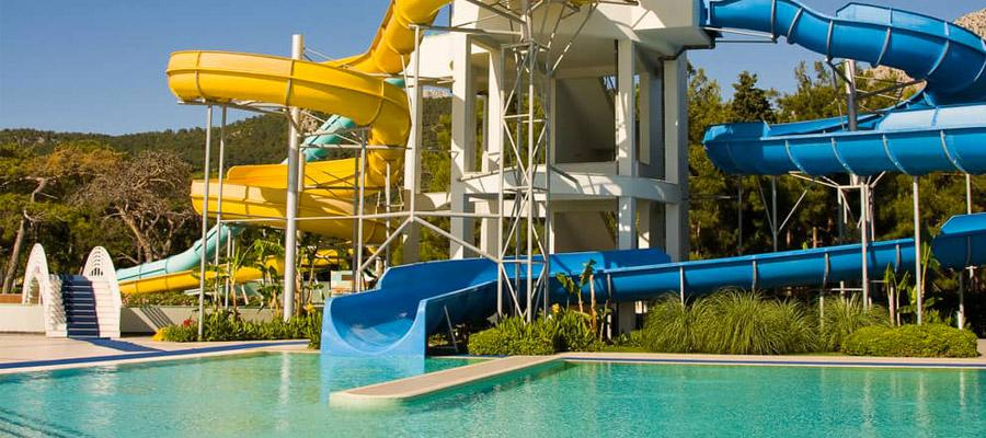 Visitez le parc Marineland