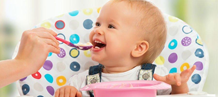 Acheter de la nourriture de bébé