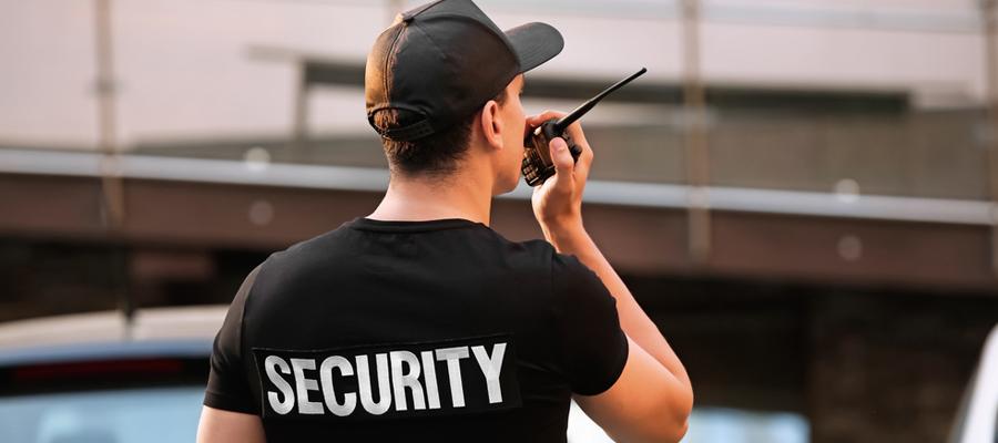 entreprise de sécurité privée