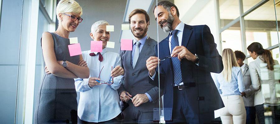 Business et gestion d'affaire