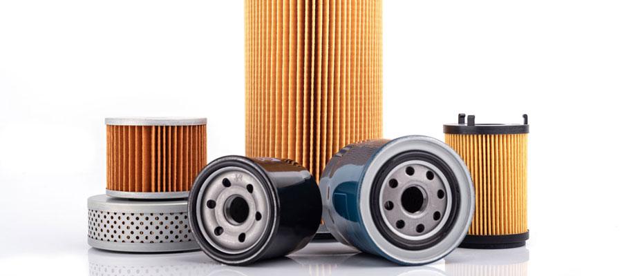 régénération des filtres industriels